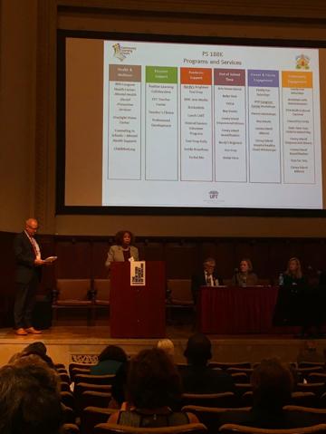 Full Community Schools at NY SDH Innovations Summit 2018