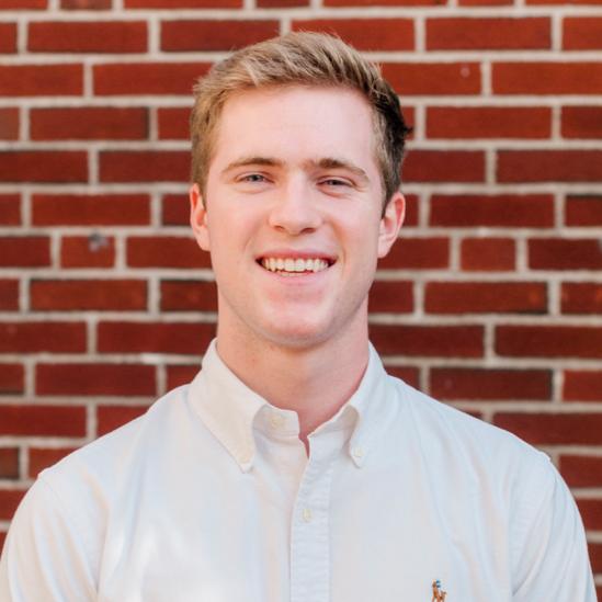 Ethan Carter, Marketing Associate